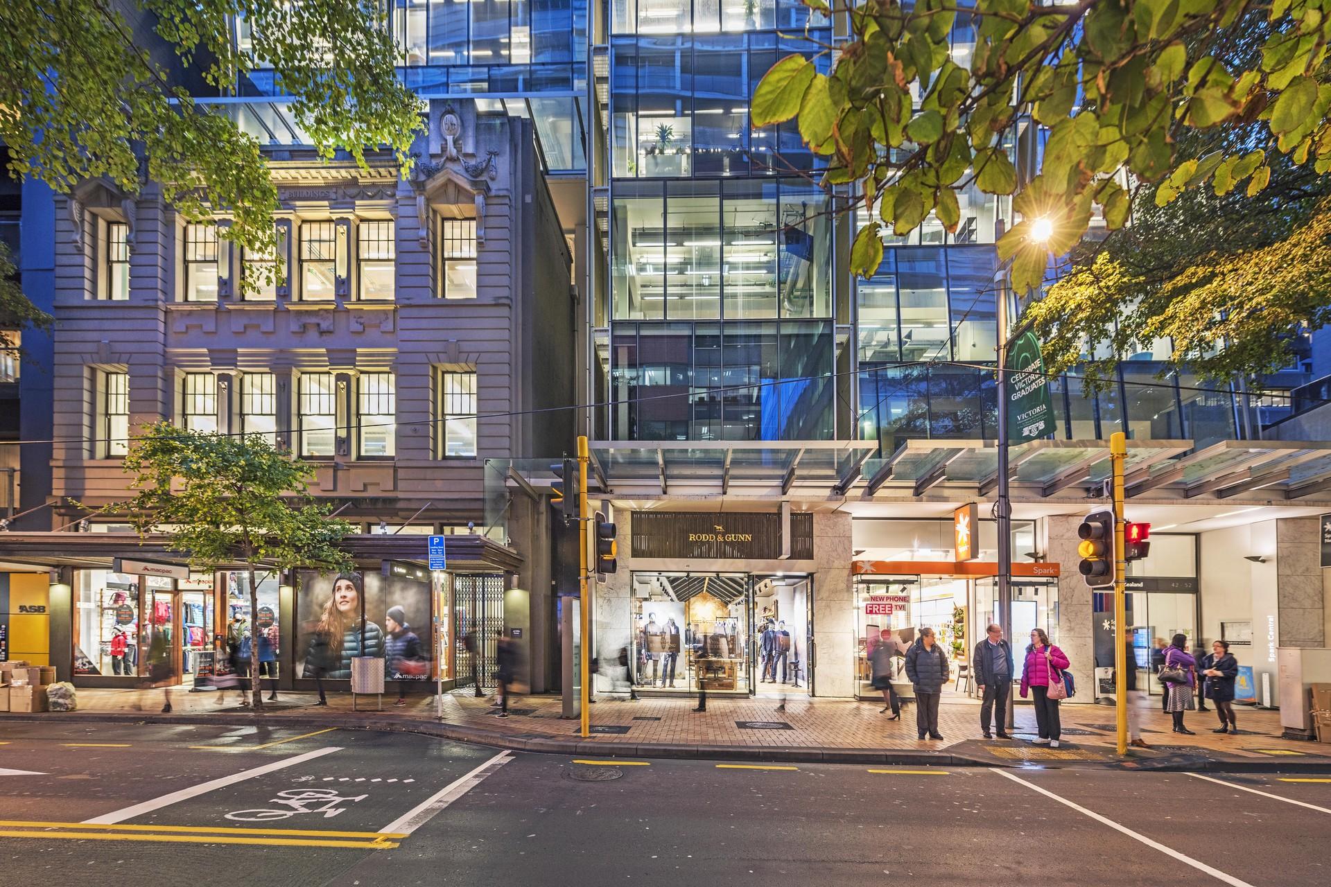 40-48 Willis Street, Wellington Central, Wellington City, Wellington